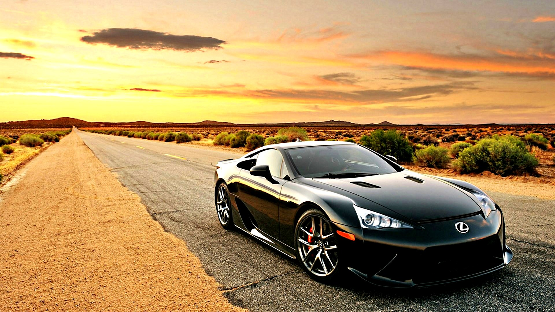 wallpapers lexus lfa - photo #10