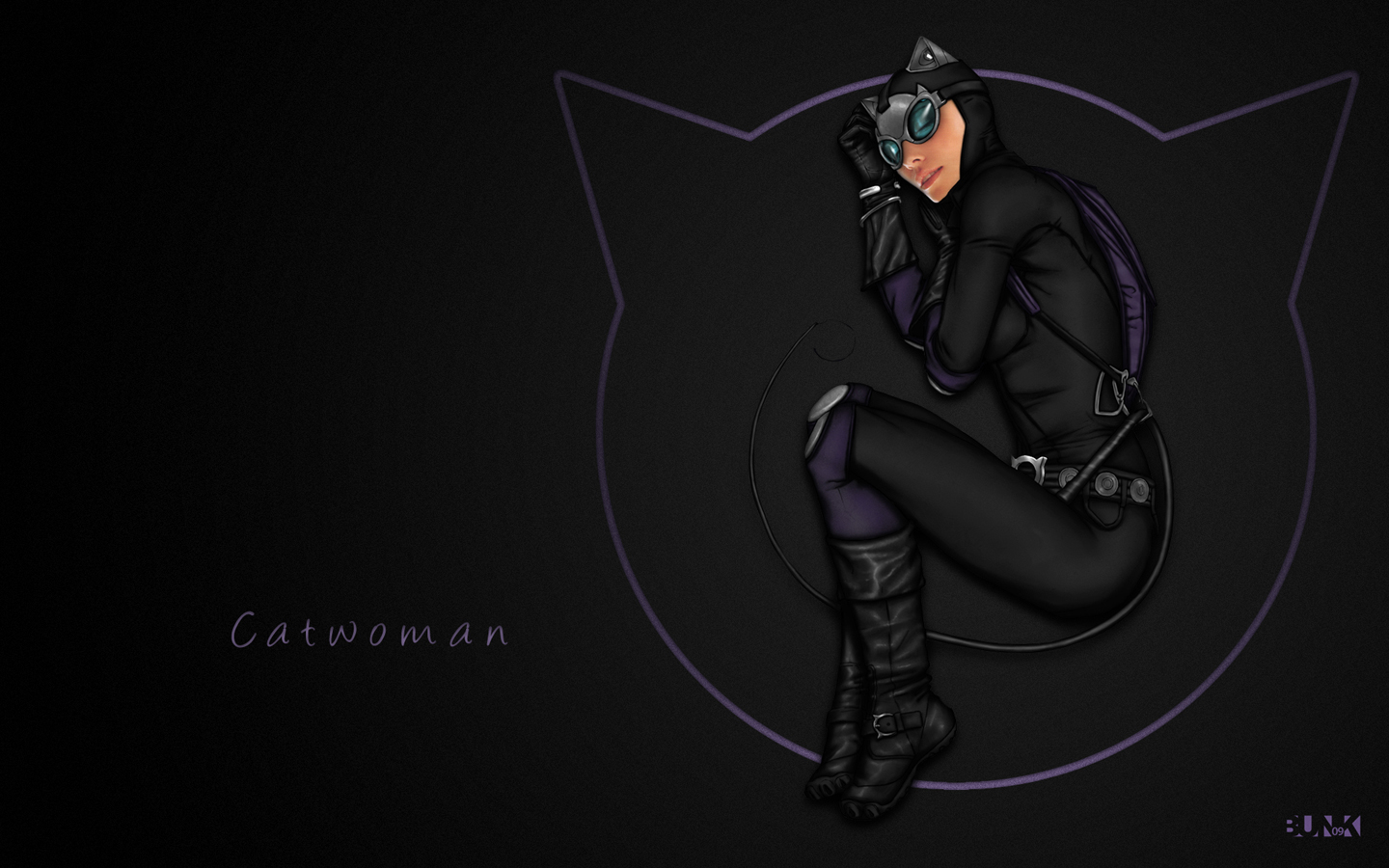 Comics  Catwoman Wallpaper