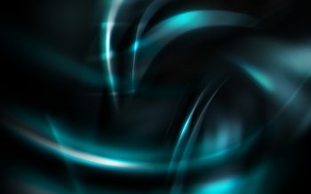 Abstrakt - Black Turquoise Wallpapers and Backgrounds ID : 440476