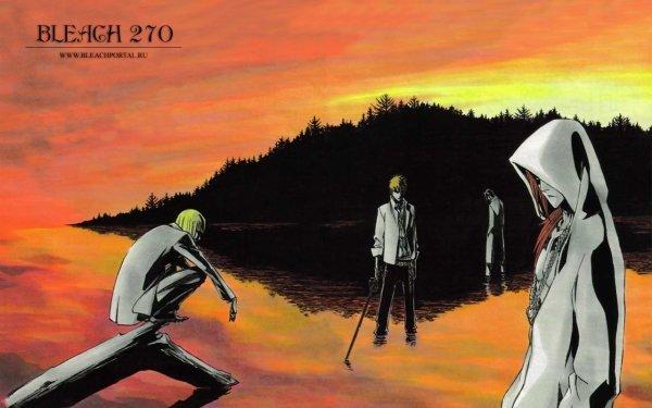 Anime Bleach Ichigo Kurosaki Shinji Hirako Renji Abarai HD Wallpaper   Background Image