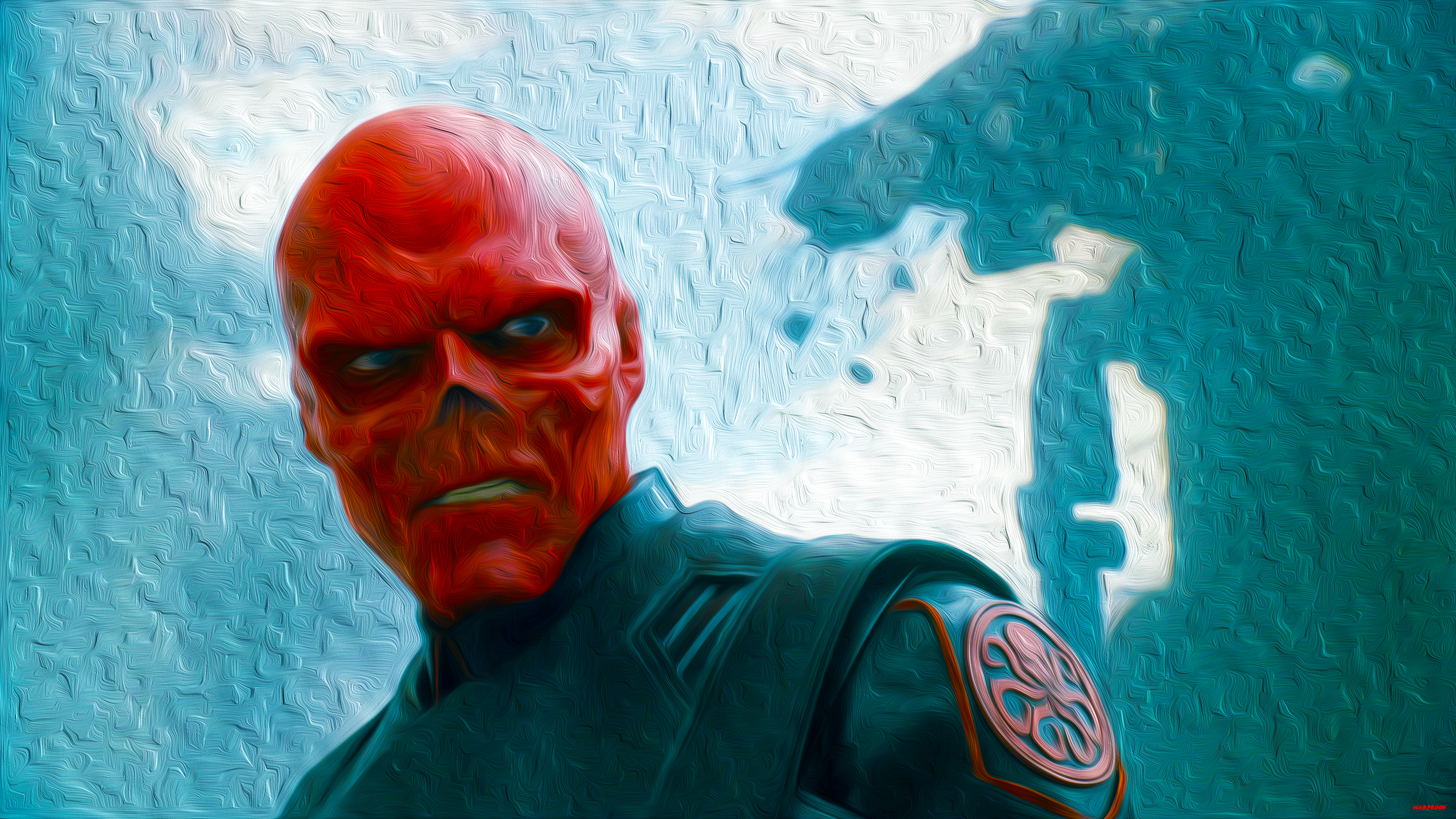 Related Pictures red skull wallpaper 1600x900 red skull