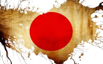 Diversen - Flag Of Japan Wallpapers and Backgrounds ID : 441506