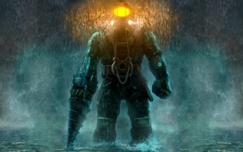Video Game - Bioshock 2 Wallpapers and Backgrounds ID : 441793