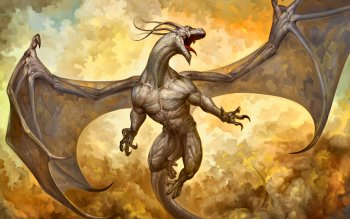 Fantasy - Dragon Wallpapers and Backgrounds ID : 441972