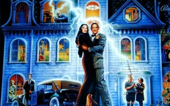 TV Show - Addams Family Wallpapers and Backgrounds ID : 442091