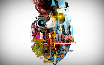 Video Game - Portal Wallpapers and Backgrounds ID : 442246