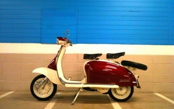 Voertuigen - Lambretta Scooter Wallpapers and Backgrounds ID : 442454