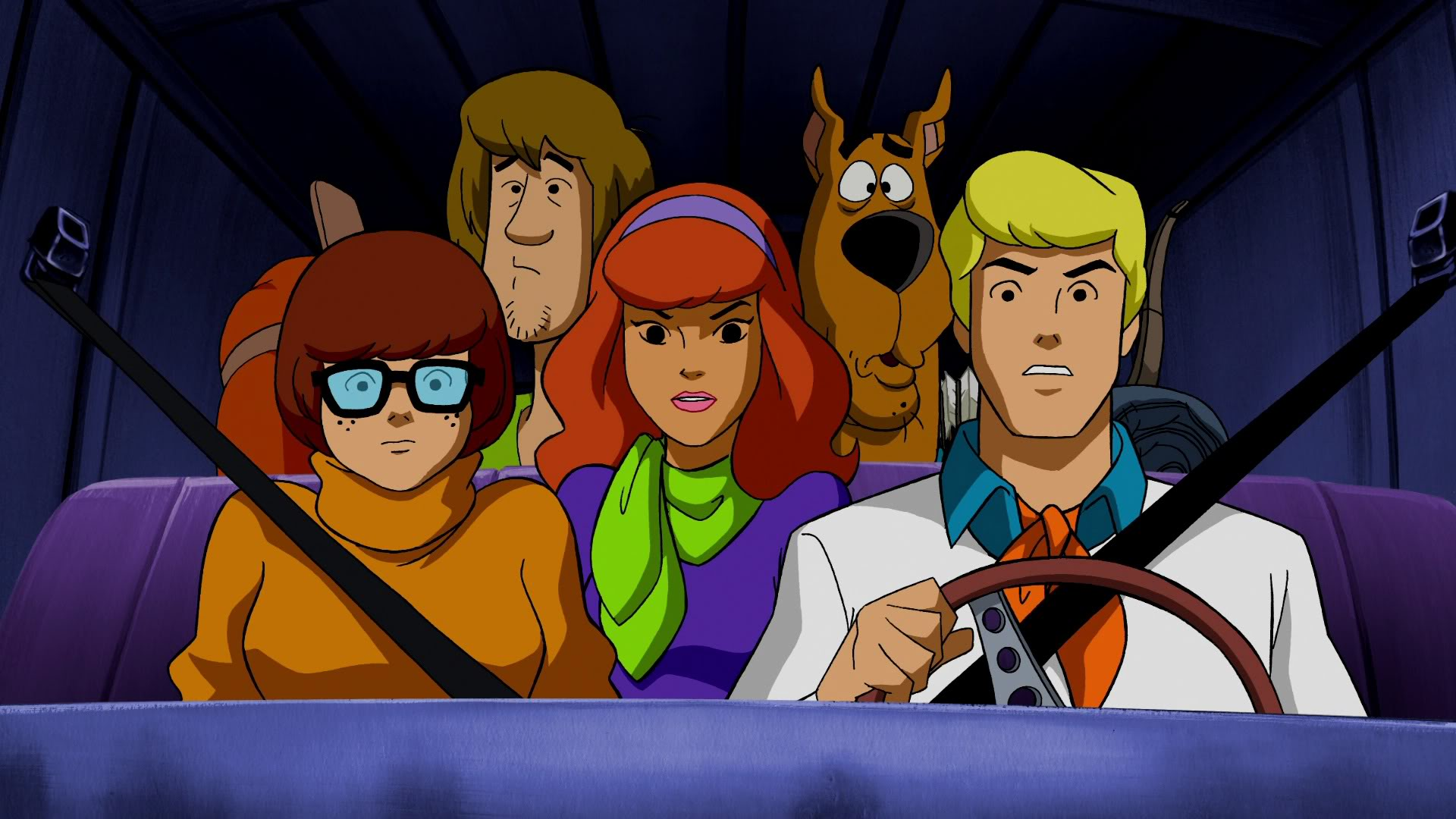 Scooby-Doo HD Wallpaper | Background Image | 1920x1080 | ID:443812 - Wallpaper Abyss