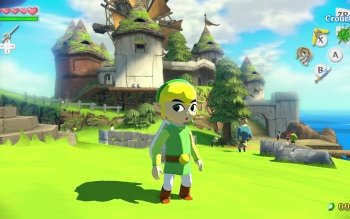 Videojuego - The Legend Of Zelda: The Wind Waker Hd Wallpapers and Backgrounds ID : 443318