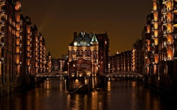Рукотворное - Hamburg Wallpapers and Backgrounds ID : 443954
