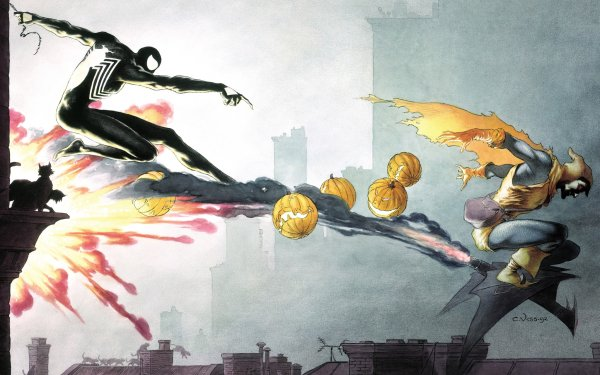 Comics Hobgoblin Marvel Comics Spider-Man HD Wallpaper | Background Image