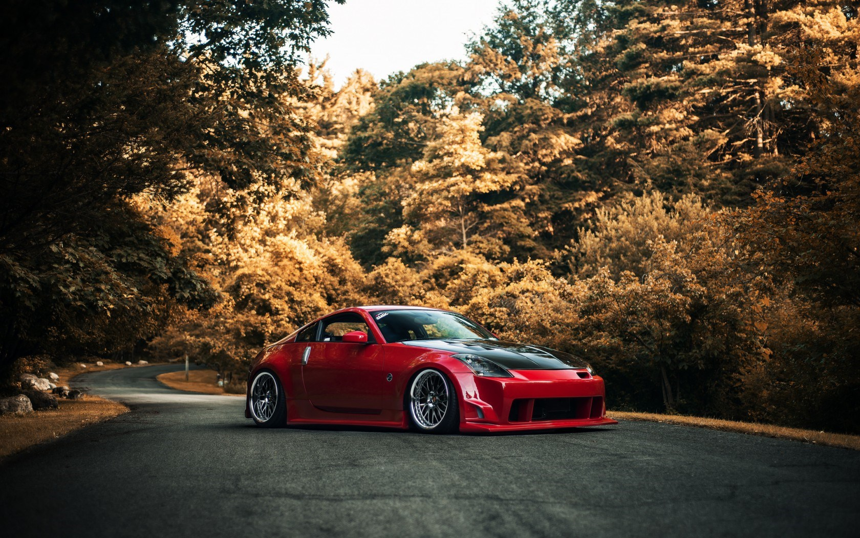 Nissan 350Z Wallpaper And Background Image