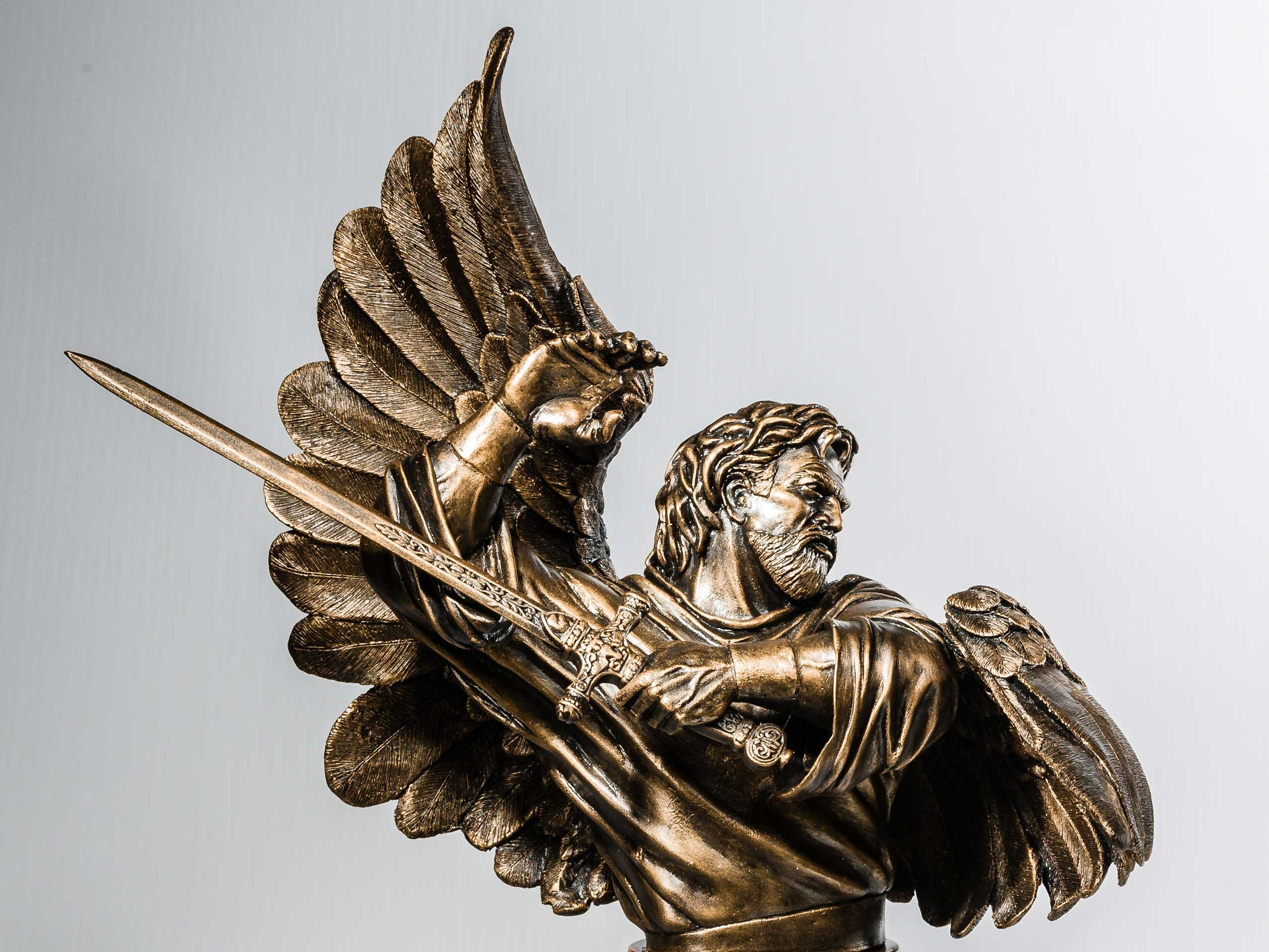 Perfect 50 Angel Statue HD Wallpapers | Background Images - Wallpaper Abyss QV44