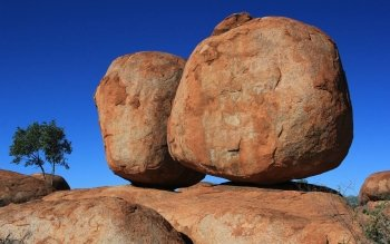 Earth - Devils Marbles Wallpapers and Backgrounds ID : 444106
