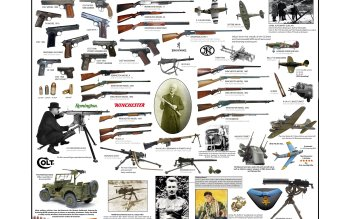 Weapons - Browing Wallpapers and Backgrounds ID : 444249