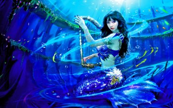 Fantasy - Mermaid Wallpapers and Backgrounds ID : 444613
