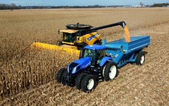 Vehicles - New Holland Wallpapers and Backgrounds ID : 444878
