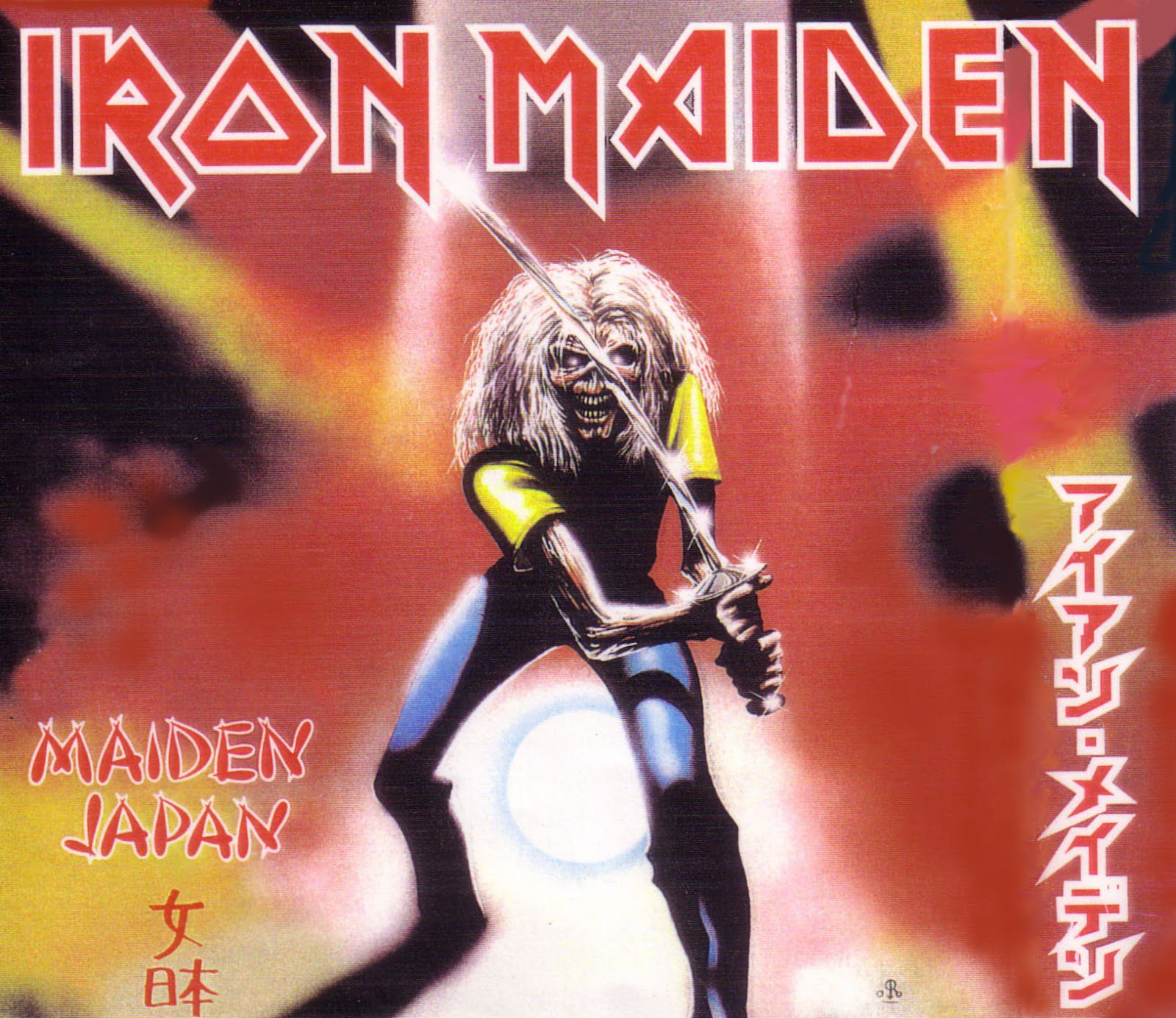 Wallpaper Iphone Iron Maiden: Iron Maiden Wallpaper And Background Image