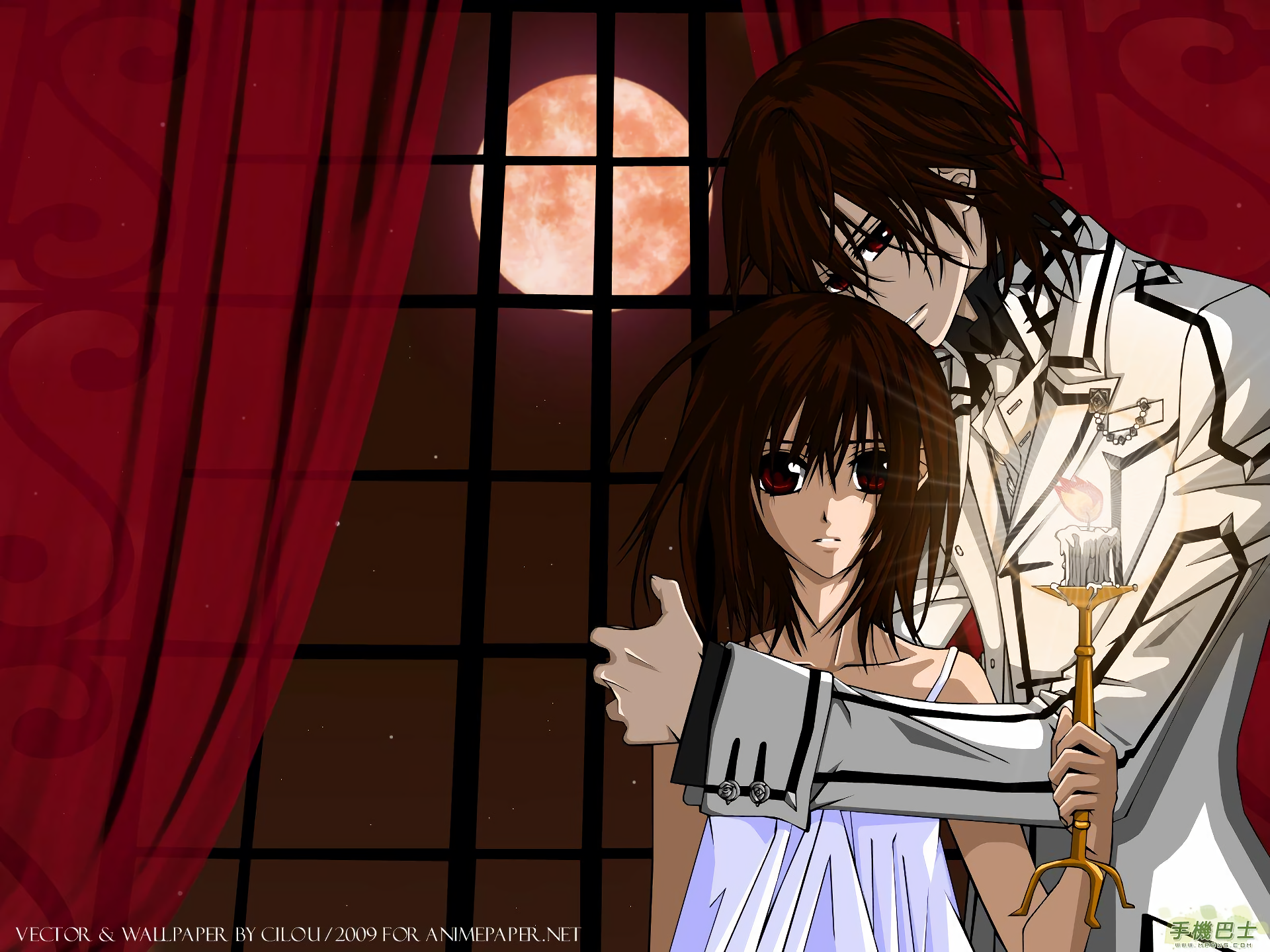 Vampire knight hd wallpaper background image 1920x1440 - Vampire knight anime wallpaper ...