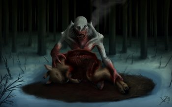 Dark - Creature Wallpapers and Backgrounds ID : 445507