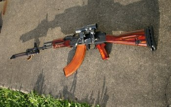 Weapons - Ak-47 Wallpapers and Backgrounds ID : 445794