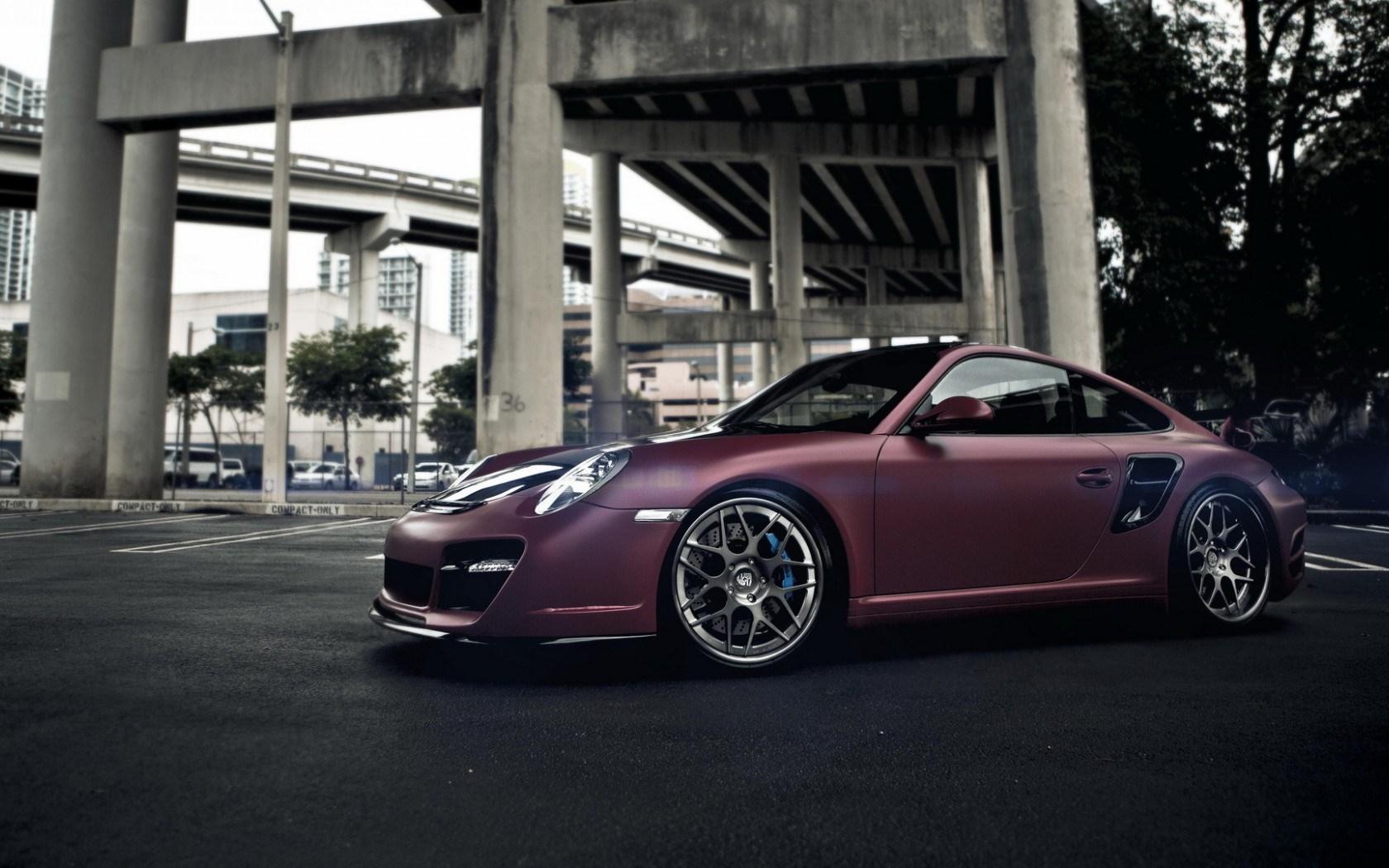 Porsche 911 Carrera Tuning Car Hd Wallpaper Wallpapers Comp