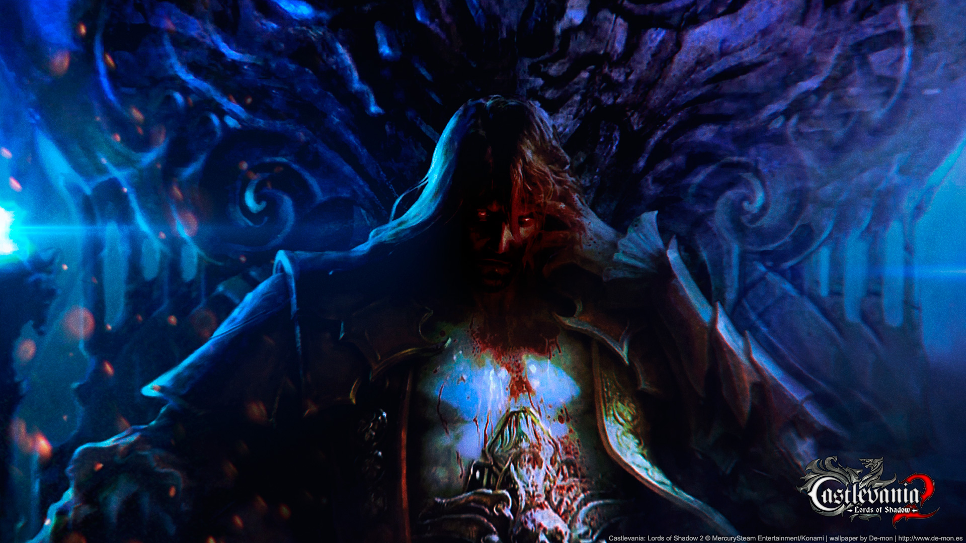 Castlevania: Lords Of Shadow 2 Full HD Wallpaper And