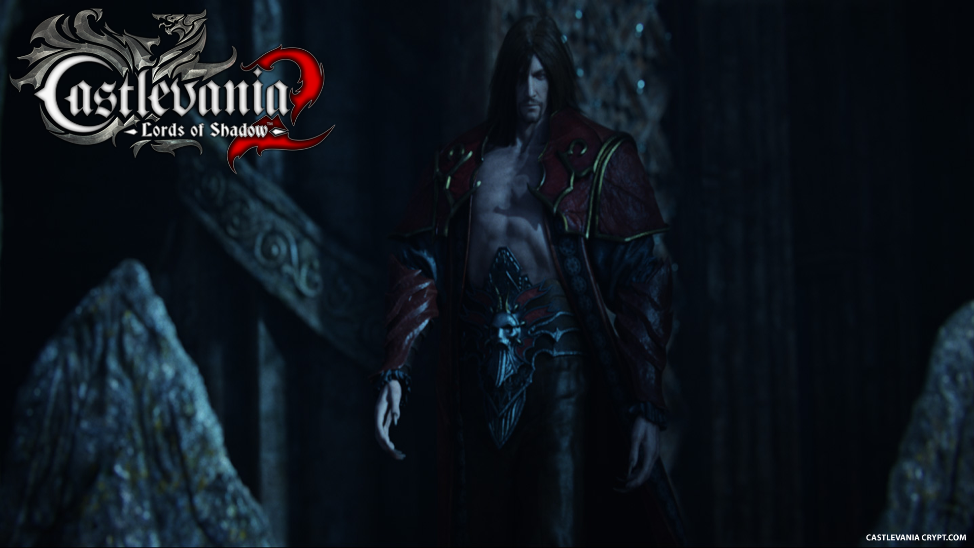 castlevania lords of shadow 2 hd wallpaper background image