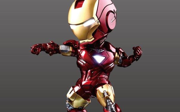 Movie Iron Man 2 Iron Man Toy HD Wallpaper   Background Image