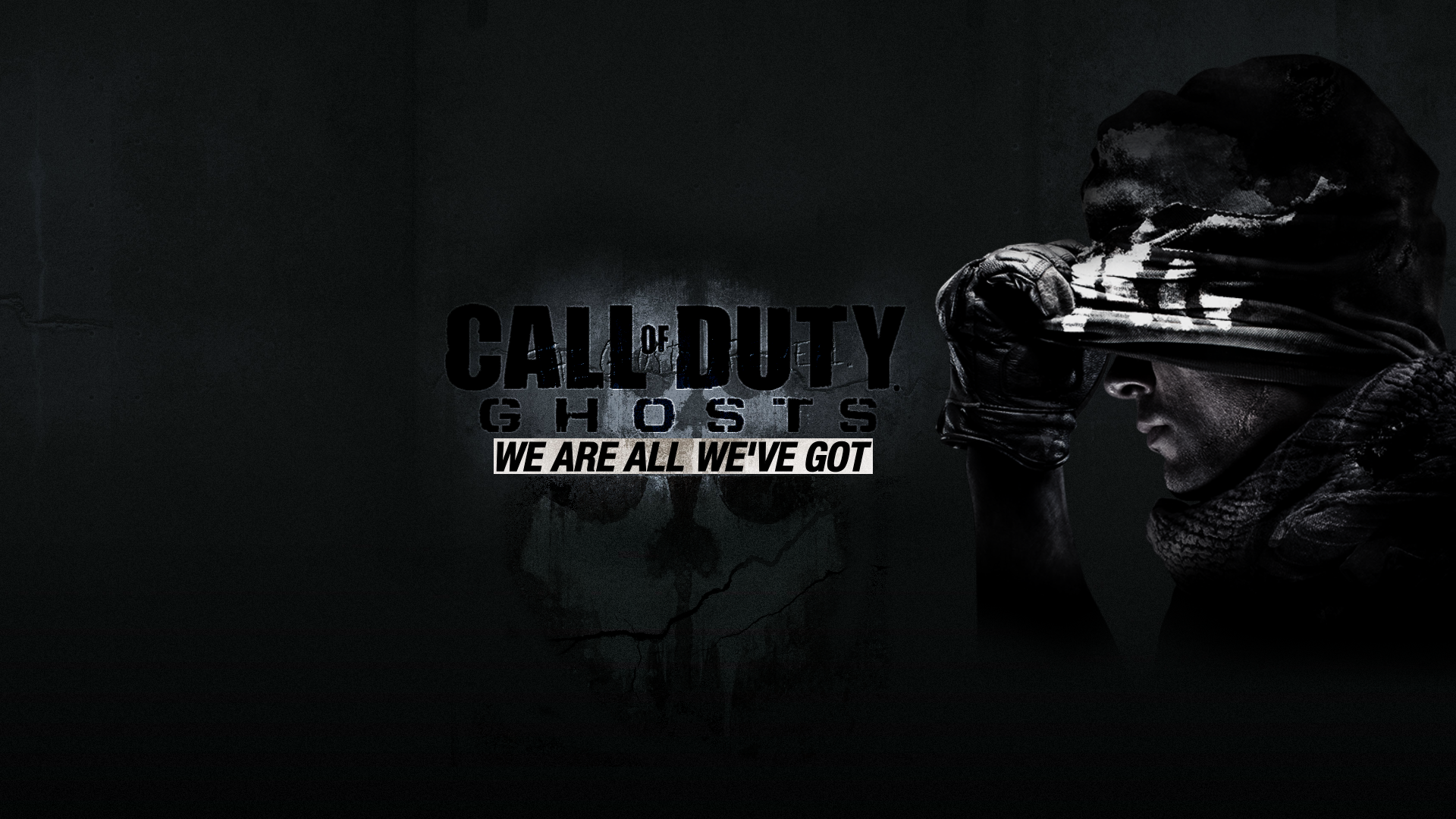 Call Of Duty: Ghosts Full HD Papel De Parede And