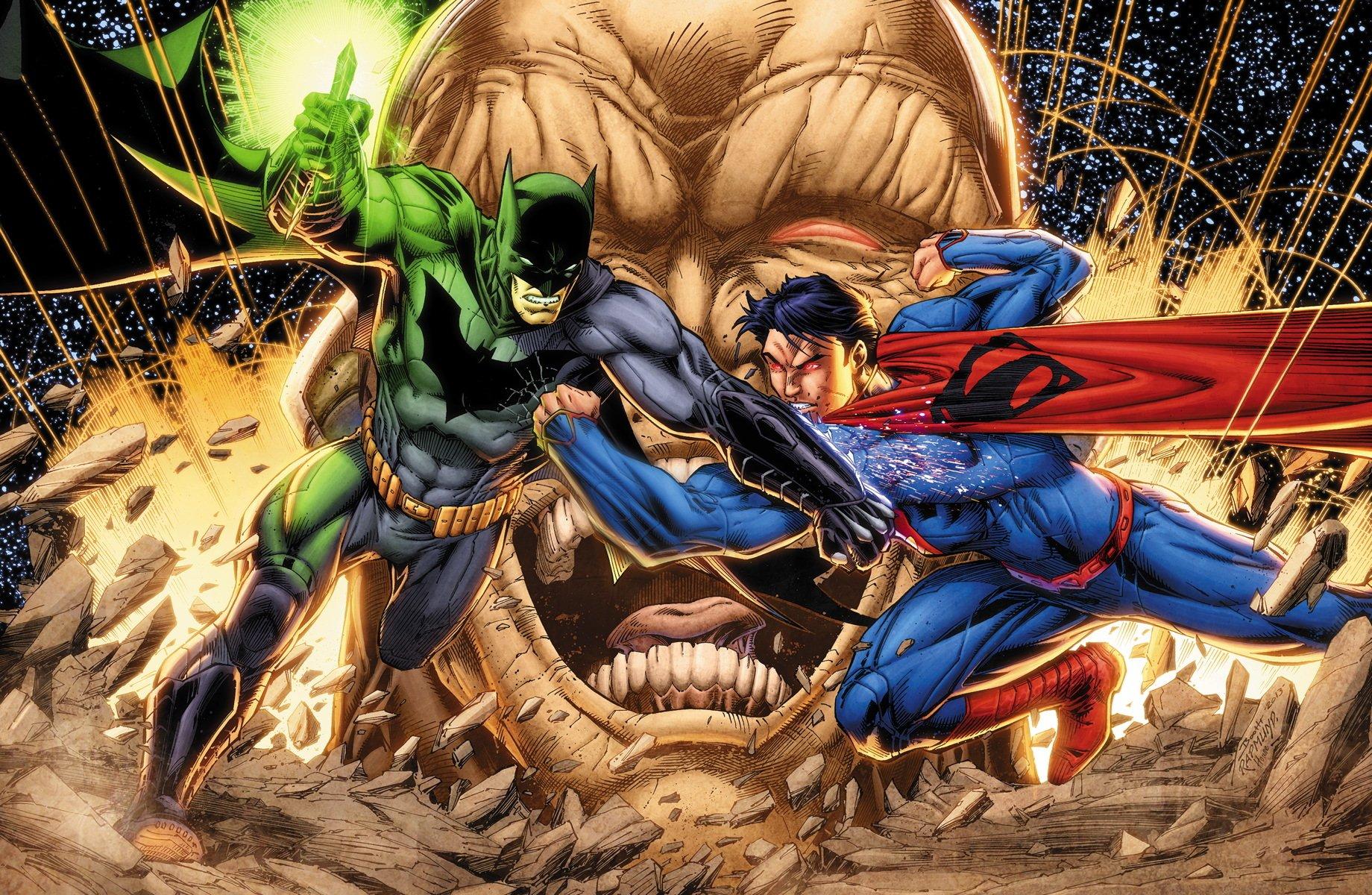 10 Batman Vs Superman Hd Wallpapers Background Images