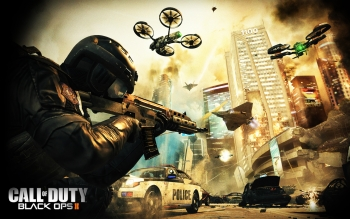 Video Game - Call Of Duty: Black Ops II Wallpapers and Backgrounds ID : 447014
