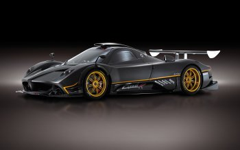 Vehículos - Pagani Zonda R Wallpapers and Backgrounds ID : 447333
