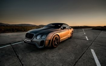 Vehículos - Bentley Continental GT  Wallpapers and Backgrounds ID : 447679
