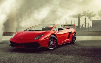 Voertuigen - Lamborghini Gallardo Wallpapers and Backgrounds ID : 447759