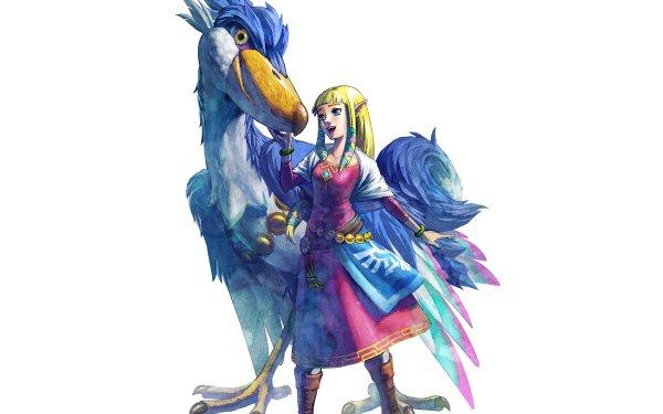 Video Game The Legend Of Zelda: Skyward Sword Zelda HD Wallpaper   Background Image