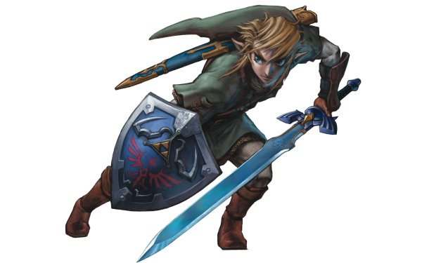 Video Game The Legend Of Zelda: Twilight Princess Zelda Link HD Wallpaper   Background Image