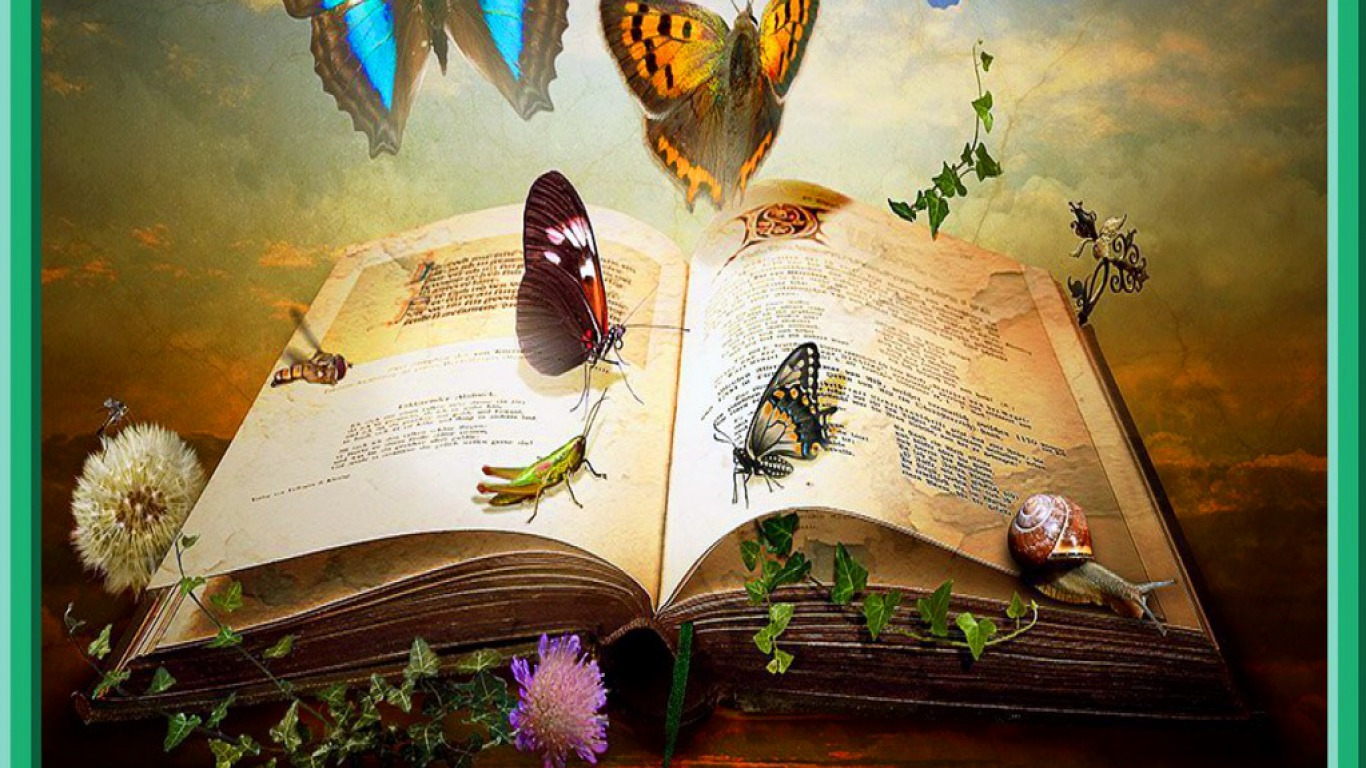 The Book Of Knowledge Wallpaper And Background Image