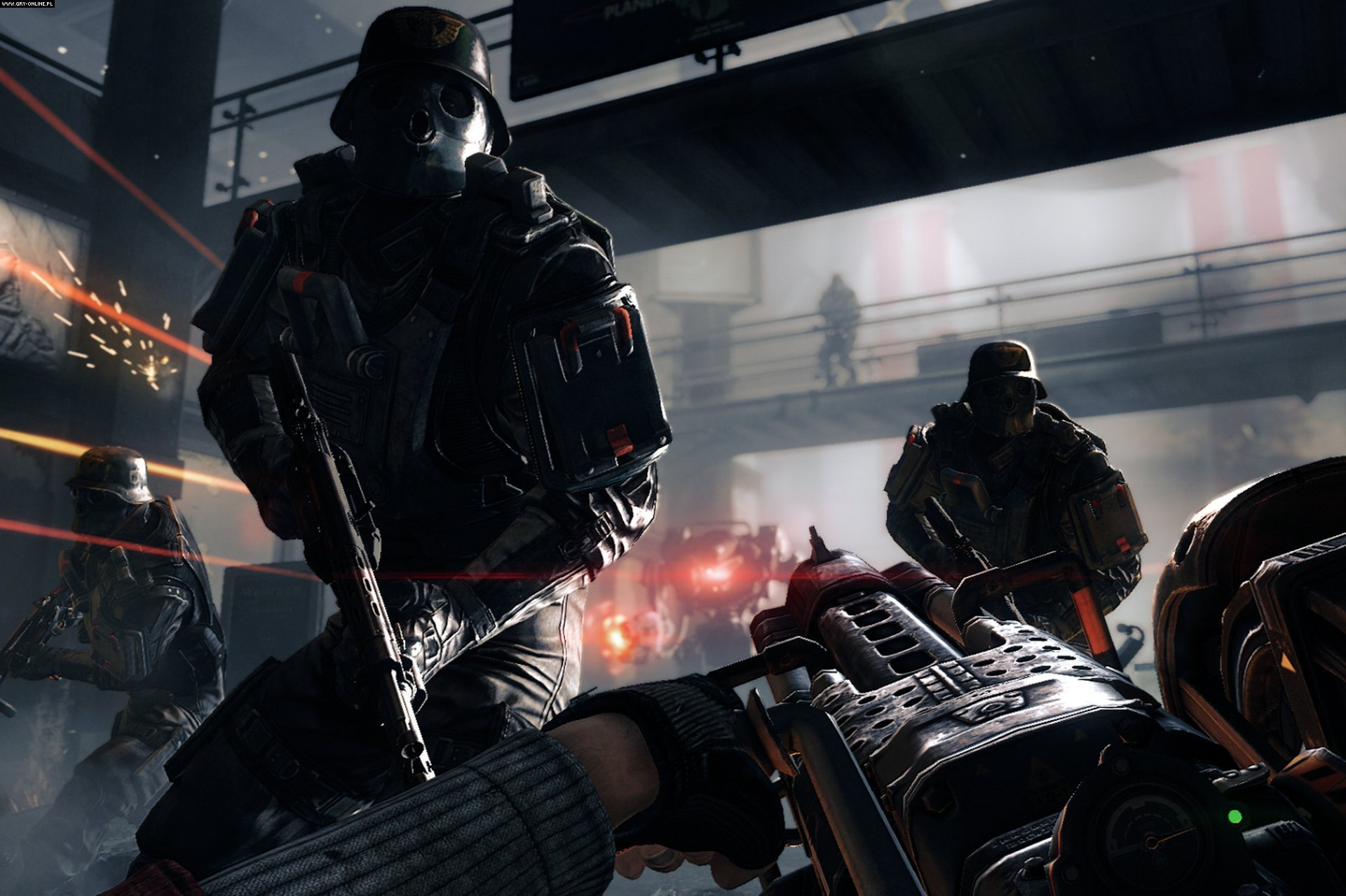 wolfenstein the new order full hd wallpaper and
