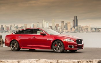 Vehicles - 2014 Jaguar XJR Long Wheelbase Wallpapers and Backgrounds ID : 449668