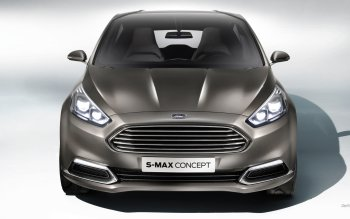 Vehículos - 2013 Ford S-MAX Concept Wallpapers and Backgrounds ID : 449907