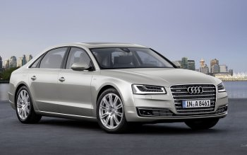 Vehicles - 2014 Audi A8 L Wallpapers and Backgrounds ID : 449979
