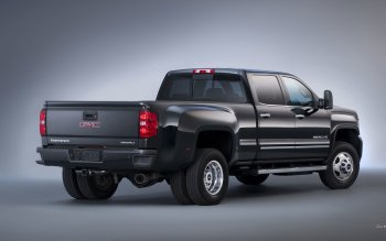 Vehicles - 2015 GMC Sierra HD Wallpapers and Backgrounds ID : 449992