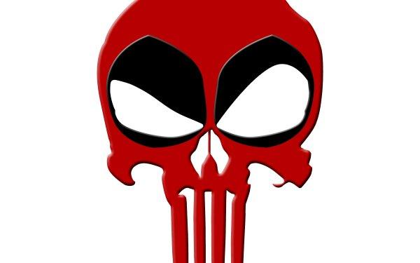 Bande-dessinées Deadpool Merc with a Mouth Punisher Fond d'écran HD   Image