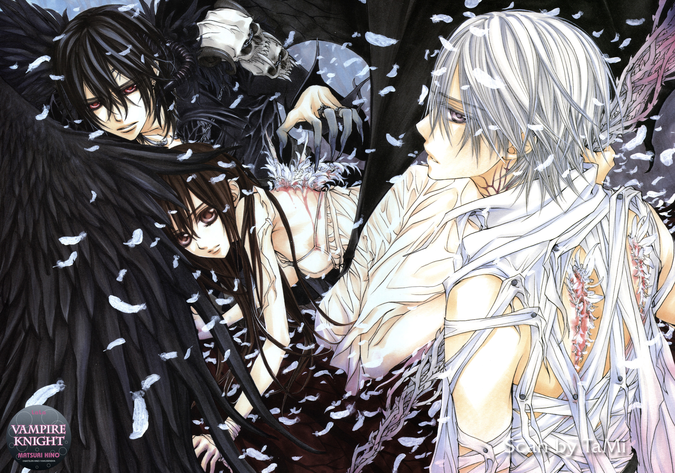 vampire knight wallpaper hd - photo #20