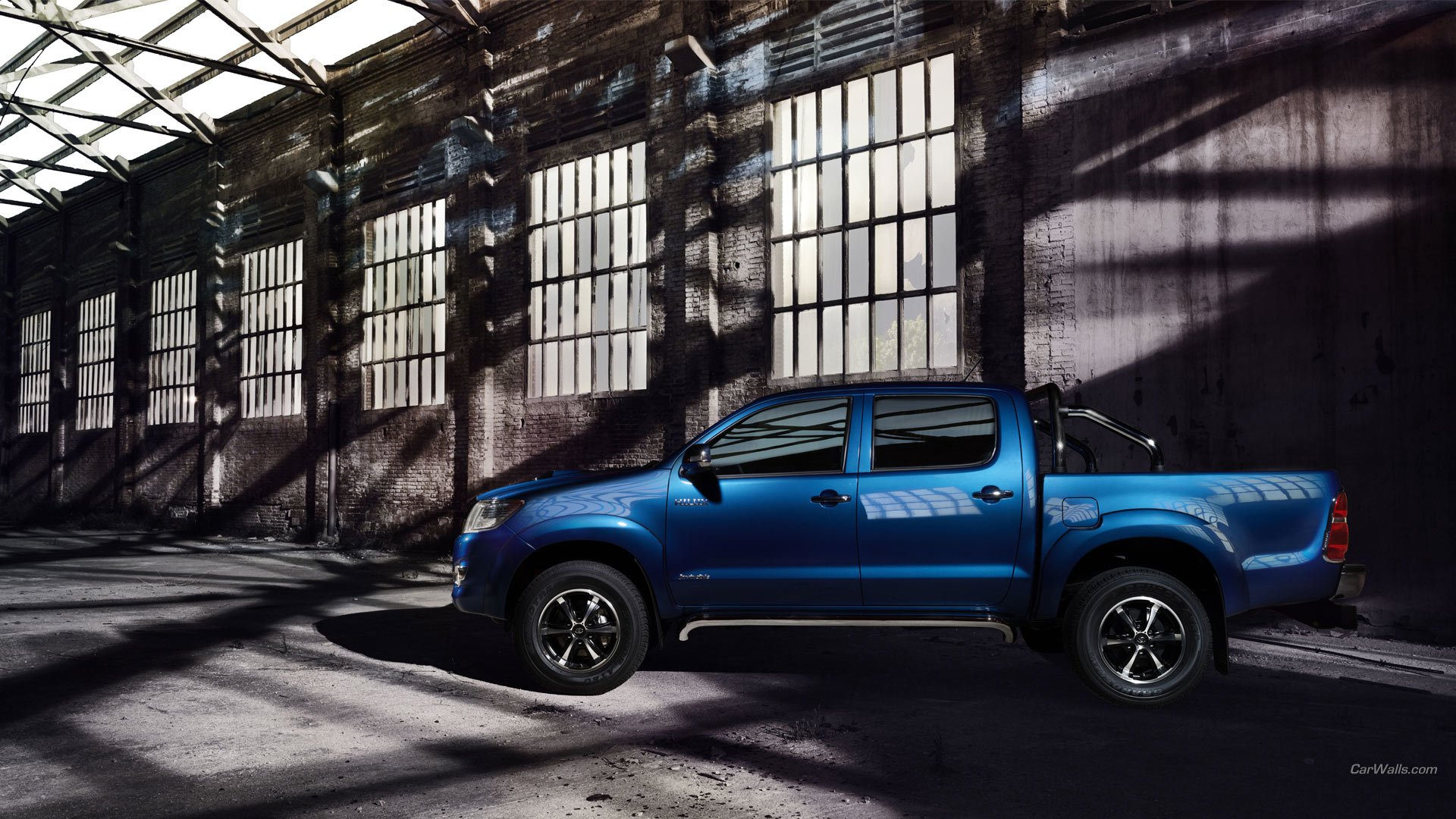 Toyota Hilux Hd Wallpaper Background Image 1920x1080 Id 450548