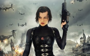 Movie - Resident Evil: Retribution Wallpapers and Backgrounds ID : 450252