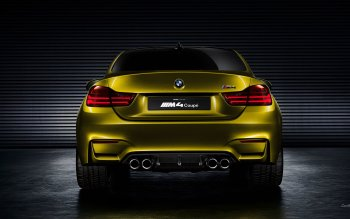 Vehículos - 2013 BMW M4 Coupe Concept Wallpapers and Backgrounds ID : 450538
