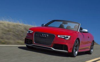 Vehicles - 2014 Audi RS5 Cabriolet Wallpapers and Backgrounds ID : 450555