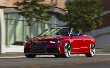 Vehicles - 2014 Audi RS5 Cabriolet Wallpapers and Backgrounds ID : 450564
